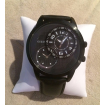 Relógio Guess Masculino - Couro - Modelo U11666g2