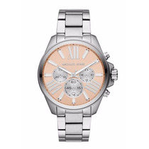 Relógio Michael Kors Wren - Mk5837 Lançamento , Pêssego