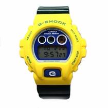 Relógio Casio G Shock Dw 6900br 1 Ano D Garantia Cassio