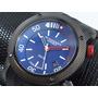 Burberry Relogio Esportivo Bu7721 - Fundo Azul, Analogico