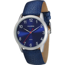 Relógio Feminino Mondaine Analógico Fashion 94710l0menh2