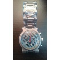 Relógios Oakley Hollow Point E Machine Frete Grátis