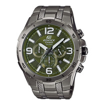 Relógio Casio Edifice Cronógrafo Modelo Efr-538bk-3avudf