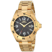 Relógio Invicta 16331 18k Pro Diver Gold Ion-plated Watch