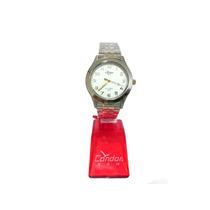 Relógio Condor New All Steel Prateado Com Dourado Kl70066b