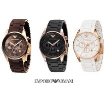 Relógio Empório Armani Ar5919 Ar5905 Ar5890 - Completo
