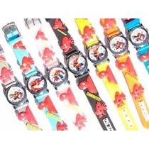 Relógio Infantl - Diversos Modelos - Kit 10 Peças Atacado