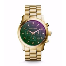 Relógio Michael Kors Mk8407 Fruta Cor Com Caixa