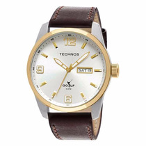 Relógio Technos Masculino Classic Golf 2305ah/0k