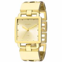 Relógio Technos Feminino Dourado Unique 2035lti/4d