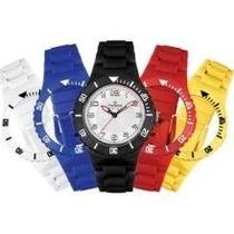Kit/lote 6 Relógio Troca Pulseira Melhor Preco/frete Atacado