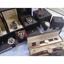 Relógios Das Marcas Hamilton - Raymond Weil - Victorinox