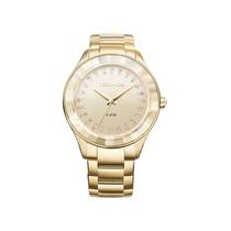 Relógio Technos Elegance - 2035ltv/4x - Legacy - Swarovski