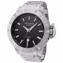 Relógio Technos Legacy Extra Grande 2415bz/1p Garantia Nf
