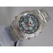 Relógio Atlantis Original Modelo 3211 Frete Gratis!!!