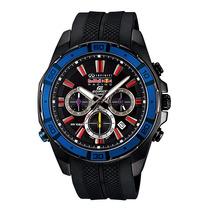 Relógio Casio Edifice Efr-534rbp Red Bull Em 12x S/ Juros