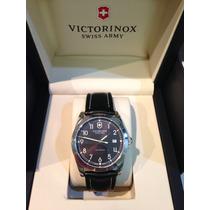 Relógio Victorinox - 12 X Sem Juros - Autom Infantry 241586