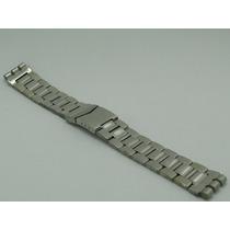 Pulseira De Metal Masculina Swatch 22mm