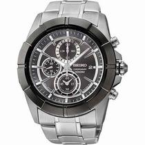 Relógio Seiko 7t92cn/1 Cronógrafo C/ Garantia Nf-e Novo