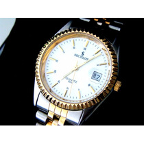 Relógio Seculus - Quartz - 50m - Novo, Original!