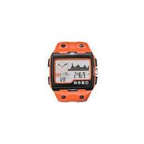 Relógio Timex Expetidion Ws4 T49761 Altím Barôm Bússola Temp