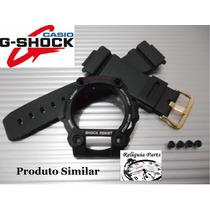 Capa E Pulseira G-shock G-7900 Gw-7900 Gr-7900 C/ Parafusos