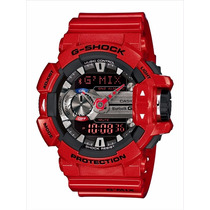 Relogio Casio G-shock Gba-400-4a G Mix Bluetooth