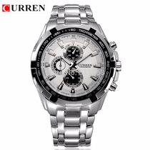 Relógio Masculino Curren - Pronta Entrega