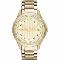 Relógio Armani Exchange Masculino Ax2131/4dn - Ax2131