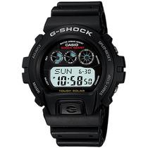Relógio Masculino Casio G-shock G 6900 Preto Tough Solar