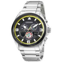 Relógio Citizen Masculino Esquadrilha Da Fumaça Tz30697y