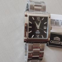Relógio Automático Orient Ffdah003bo Importado Vidro Safira