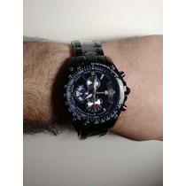 Relógio Curren Mod.8083 Preto Novo Barato
