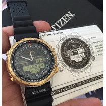 Citizen New Wingman C080 Ouro
