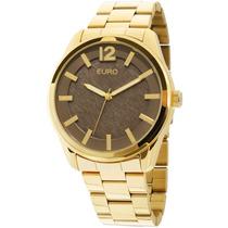 Relógioeuro Eu2036lyb/4c-dourado Frete Gratis