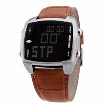 Relógio Mormaii Masculino 507012b/3m - 507012b