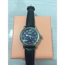 Relógio Mont Blanc Feminino Meisterstuck Swiss Made Cc40499
