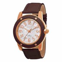 Relógio Lince Rosê Feminino (orient) Wr Lrc4185l 30 M --