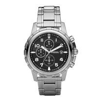 Relógio Masculino Fossil Dean Ffs4542/z - Original