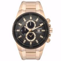 Relógio Pulso Orient Mgssc004 Frete Grátis