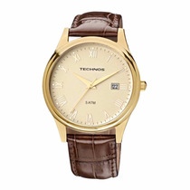 Relógio Technos Masculino Ref: 2115gl/2x
