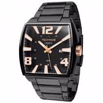 Relógio Technos Masculino Classic Legacy 2315abf/1p