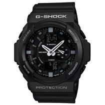 Relogio Casio G-shock Ga 150 1 Wr-200 5 Alarmes Hora Mundial