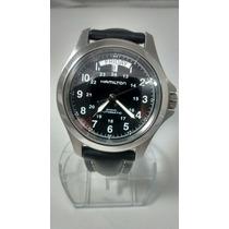 Relógio Hamilton Khaki Automatico