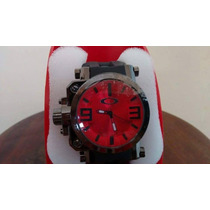 Lindo Relógio Masculino Estilo Oakley