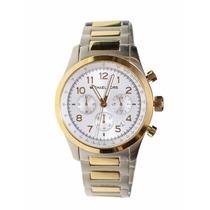 Relógio Masculino Michael Kors Mk8144 Cronografo Oroginal