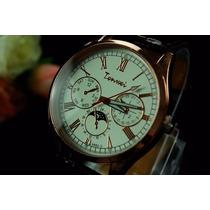 Relógio Para Homem, Nova Moda Luxo Marca
