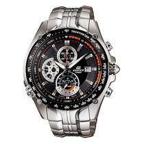 Relógio Casio Edifice Ef 543d-1av Cronograph Pronta Entrega