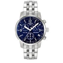 Relógio Tissot Prc200 - Azul - Original - Em 12x Sem Juros