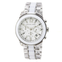 Relógio Luxo Michael Kors Mk5766 Orig Chron Anal Acrylic!!!